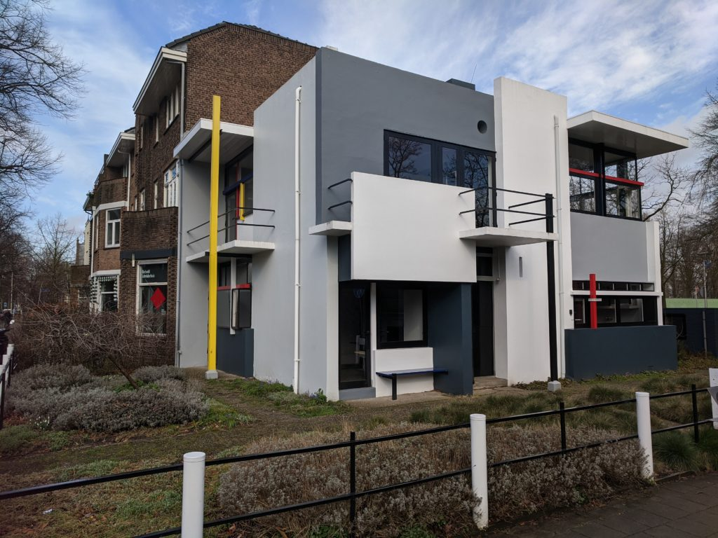 RietveldSchroderhuis Utrecht