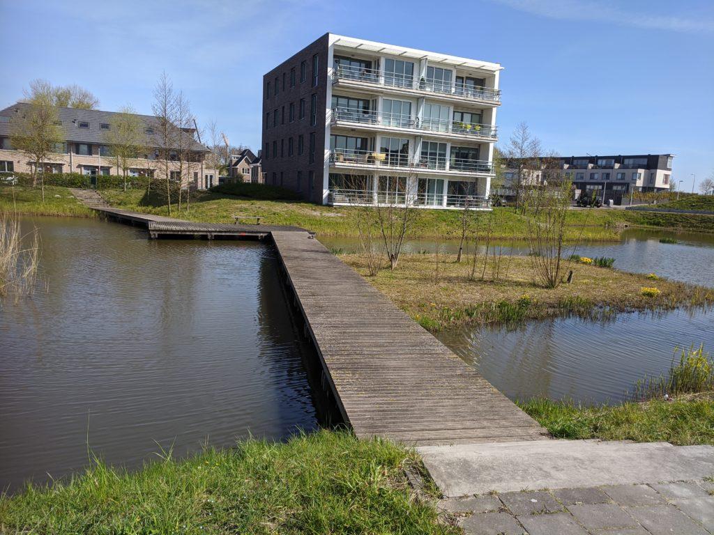 Amstelveen Westwijk Zuidoost gebouw Thijs Asselbergs